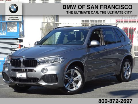 Pre-Owned 2015 BMW X5 xDrive35i With Navigation & AWD