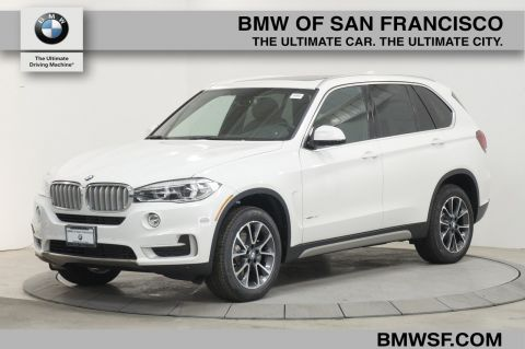 New 2018 BMW X5 sDrive35i With Navigation