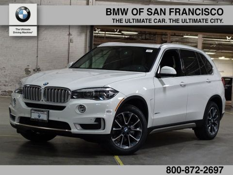 New 2018 BMW X5 xDrive35d With Navigation & AWD