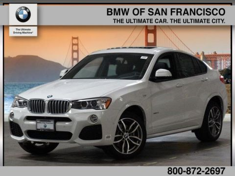 New 2018 BMW X4 xDrive28i AWD