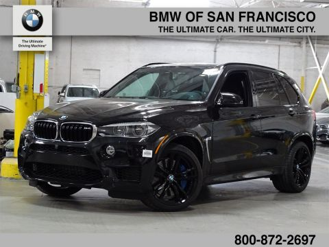 New 2018 BMW X5 M Base With Navigation & AWD