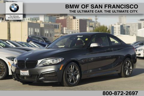Certified Pre-Owned 2015 BMW 2 Series M235i RWD 2dr Car
