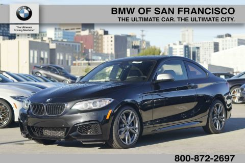 Certified Pre-Owned 2015 BMW 2 Series M235i xDrive AWD