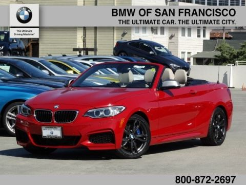 Certified Pre-Owned 2016 BMW 2 Series M235i RWD Convertible