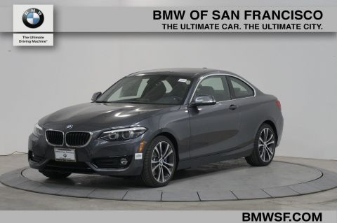 New 2018 BMW 2 Series 230i RWD 2dr Car