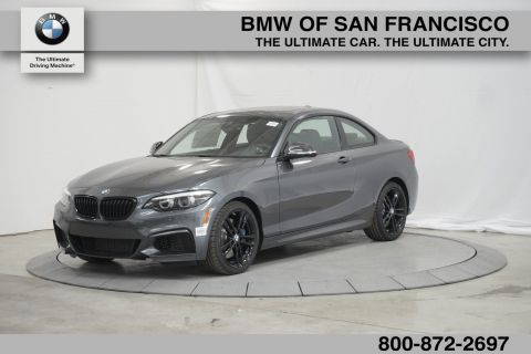 New 2018 BMW 2 Series M240i RWD 2dr Car