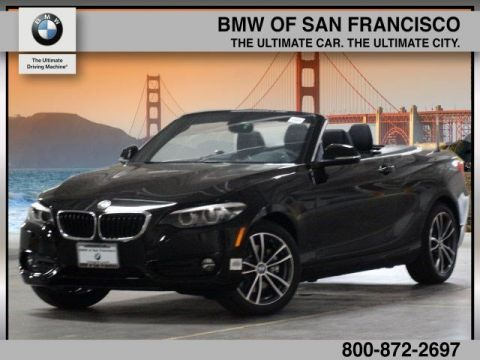 New 2018 BMW 2 Series 230i RWD Convertible
