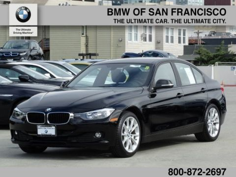 Pre-Owned 2014 BMW 3 Series 320i RWD 4dr Car