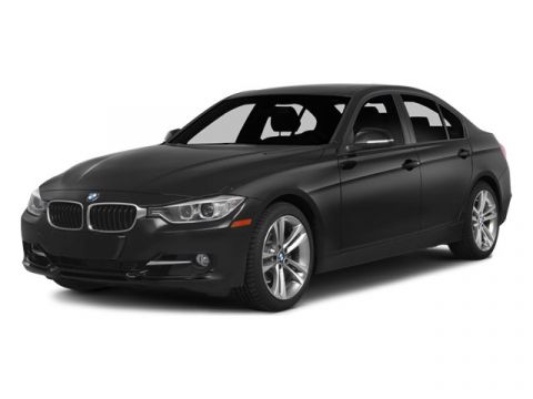 Certified Pre-Owned 2014 BMW 3 Series 320i RWD 4dr Car