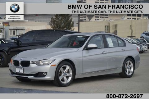 Pre-Owned 2014 BMW 3 Series 328i xDrive AWD