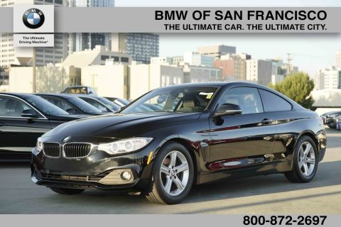 Certified Pre-Owned 2014 BMW 4 Series 428i RWD 2dr Car