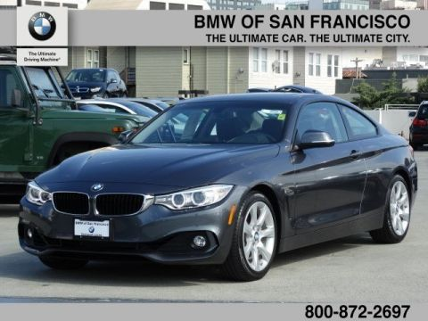 Certified Pre-Owned 2014 BMW 4 Series 435i RWD 2dr Car