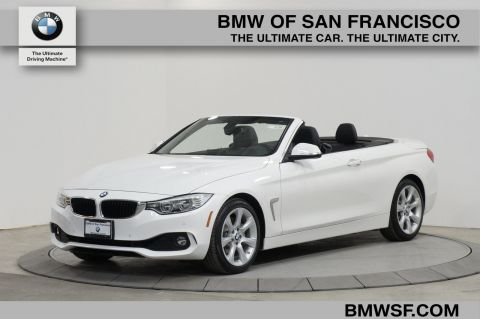 Pre-Owned 2015 BMW 4 Series 435i RWD Convertible