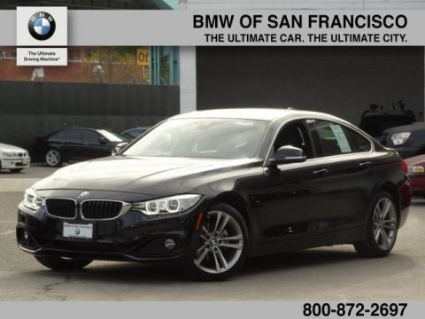 Certified Pre-Owned 2016 BMW 4 Series 428i RWD Hatchback