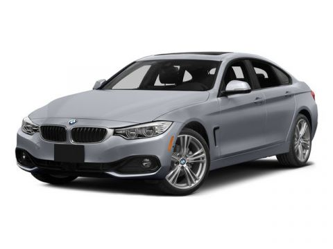 Pre-Owned 2015 BMW 4 Series 428i RWD Hatchback