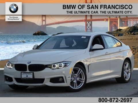 New 2018 BMW 4 Series 440i RWD Hatchback
