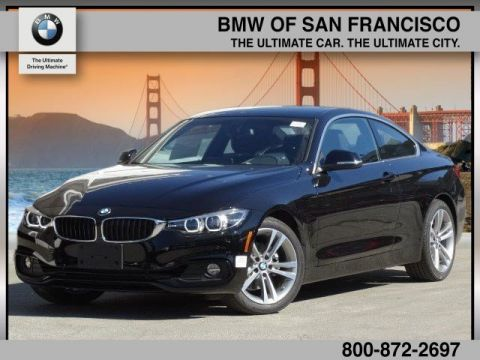 New 2018 BMW 4 Series 430i RWD 2dr Car