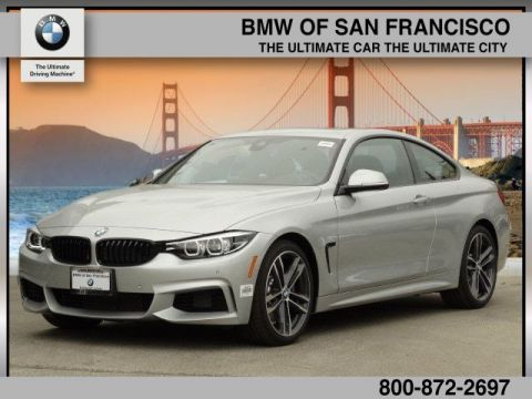 New 2018 BMW 4 Series 440i RWD 2dr Car
