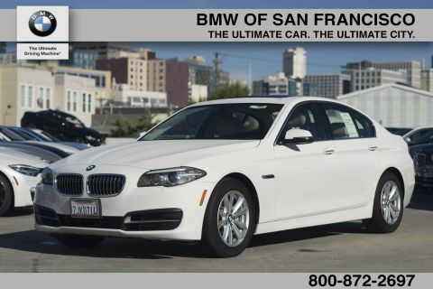 Certified Pre-Owned 2014 BMW 5 Series 528i xDrive With Navigation & AWD