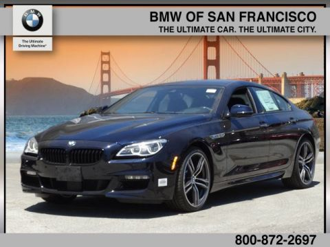 New 2018 BMW 6 Series 640i With Navigation