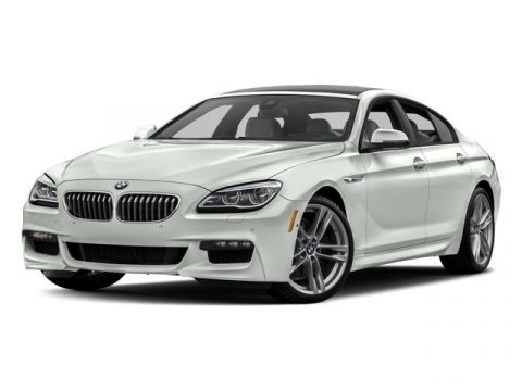 New 2018 BMW 6 Series 650i With Navigation