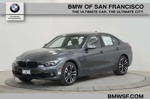New 2018 BMW 3 Series 340i RWD 4dr Car