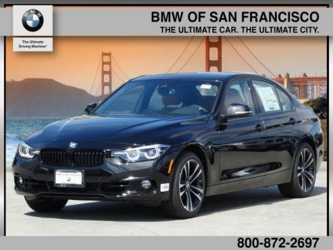 New 2018 BMW 3 Series 330i RWD 4dr Car