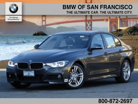 New 2017 BMW 3 Series 330i RWD 4dr Car