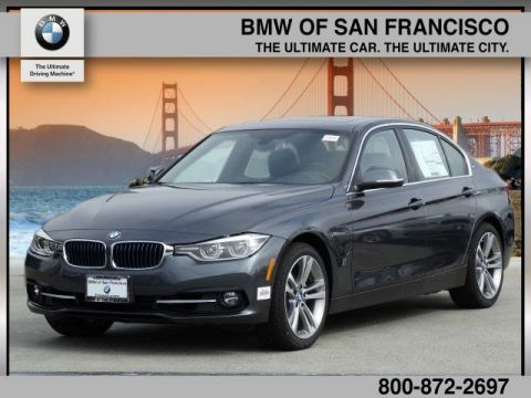 New 2018 BMW 3 Series 330e iPerformance RWD 4dr Car