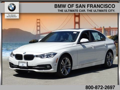New 2017 BMW 3 Series 328d RWD 4dr Car