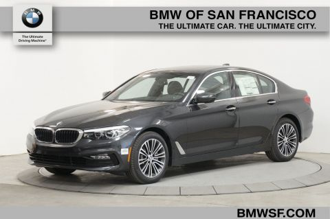 New 2018 BMW 5 Series 540i