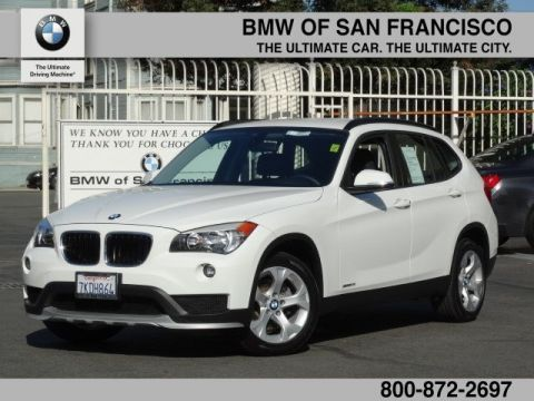 Certified Pre-Owned 2015 BMW X1 sDrive28i RWD Sport Utility