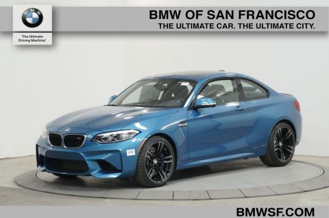 New 2018 BMW M2 Base With Navigation