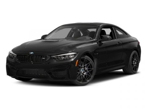 New 2018 BMW M4 Base With Navigation