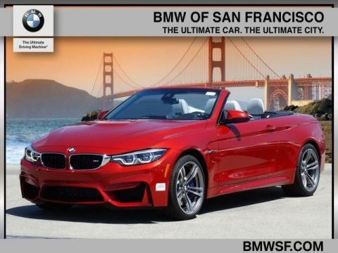 New 2018 BMW M4  With Navigation