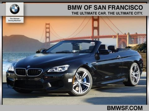 New 2018 BMW M6 Base With Navigation
