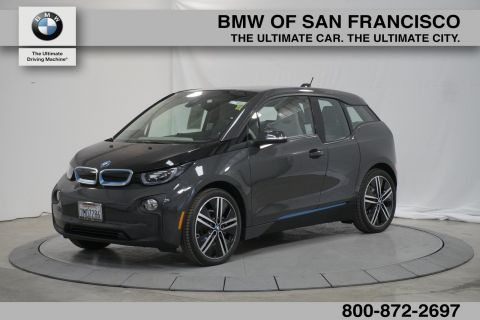 Certified Pre-Owned 2014 BMW i3 4DR HB With Navigation