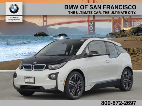 New 2017 BMW i3 Base With Navigation