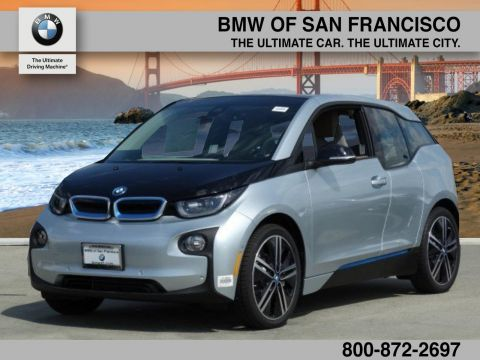 New 2017 BMW i3 with Range ExtenderRANGE EXTENDER With Navigation