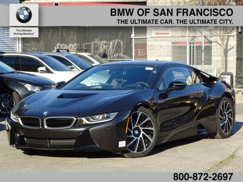 New 2017 BMW i8 Base With Navigation & AWD