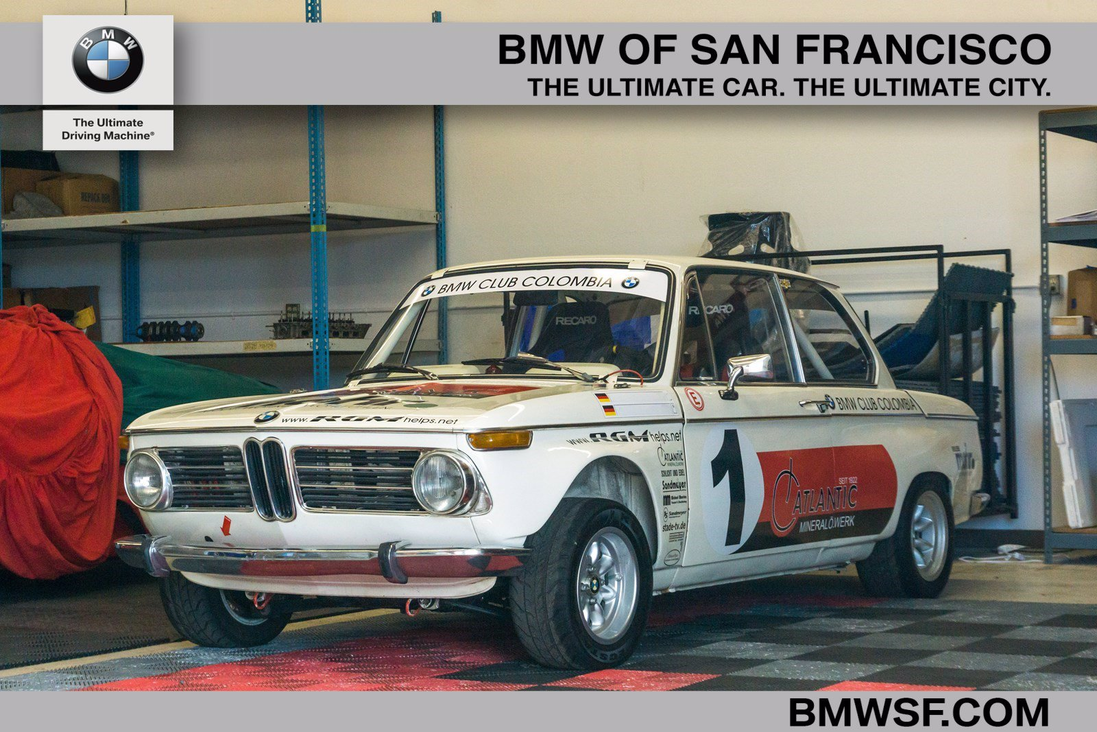 Pre-Owned 1968 BMW 2002 RALLY