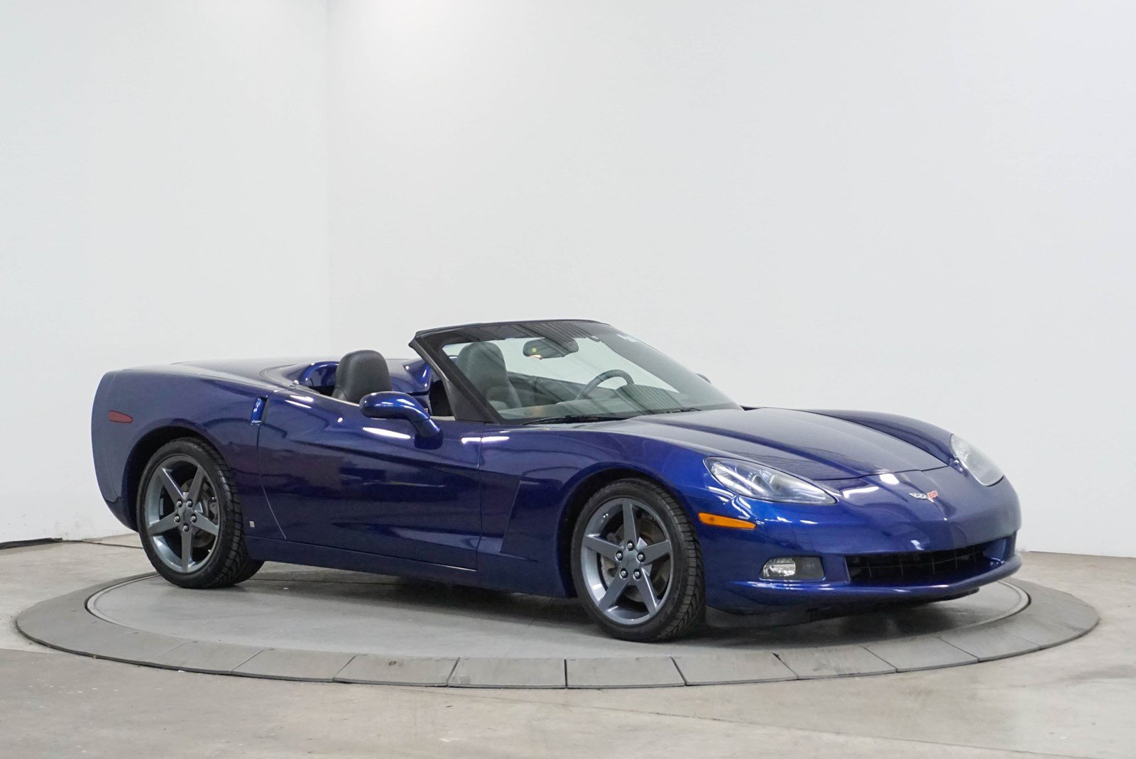 Pre-Owned 2007 Chevrolet Corvette 2DR CONV
