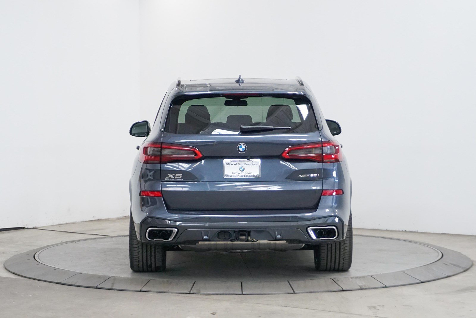 New 2019 BMW X5 xDrive50i