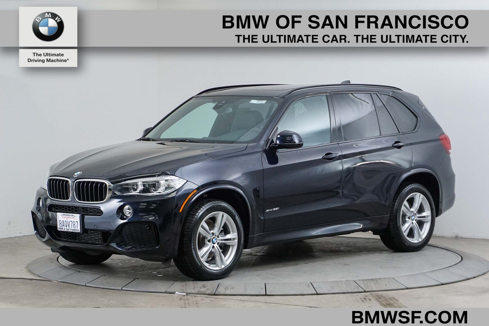 Certified Pre Owned BMW >> Certified Pre Owned 2018 Bmw X5 Xdrive35i With Navigation Awd