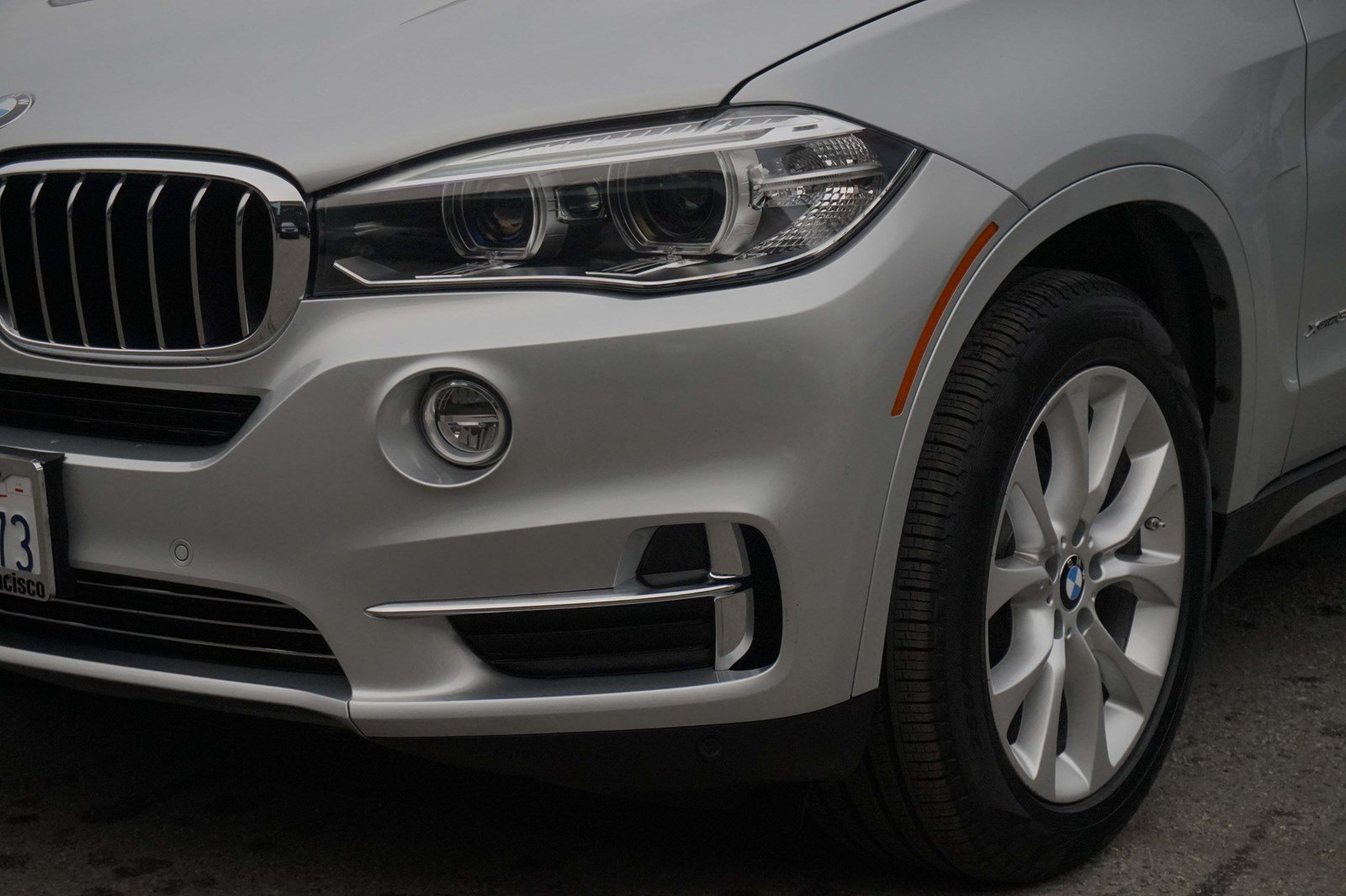 Pre-Owned 2015 BMW X5 xDrive35d