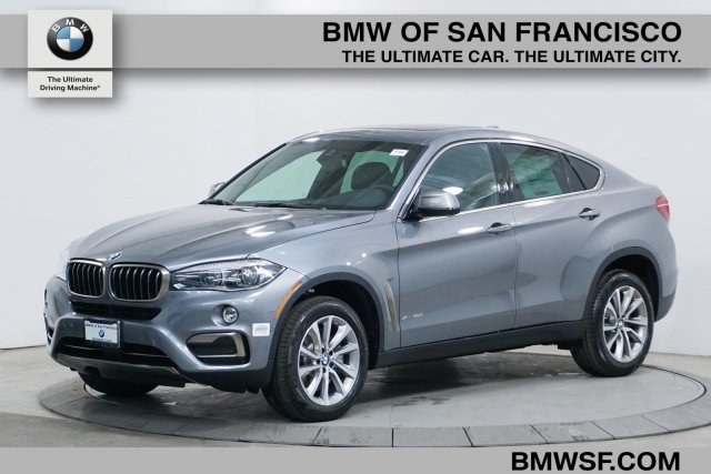 New 2019 Bmw X6 Xdrive50i With Navigation Awd