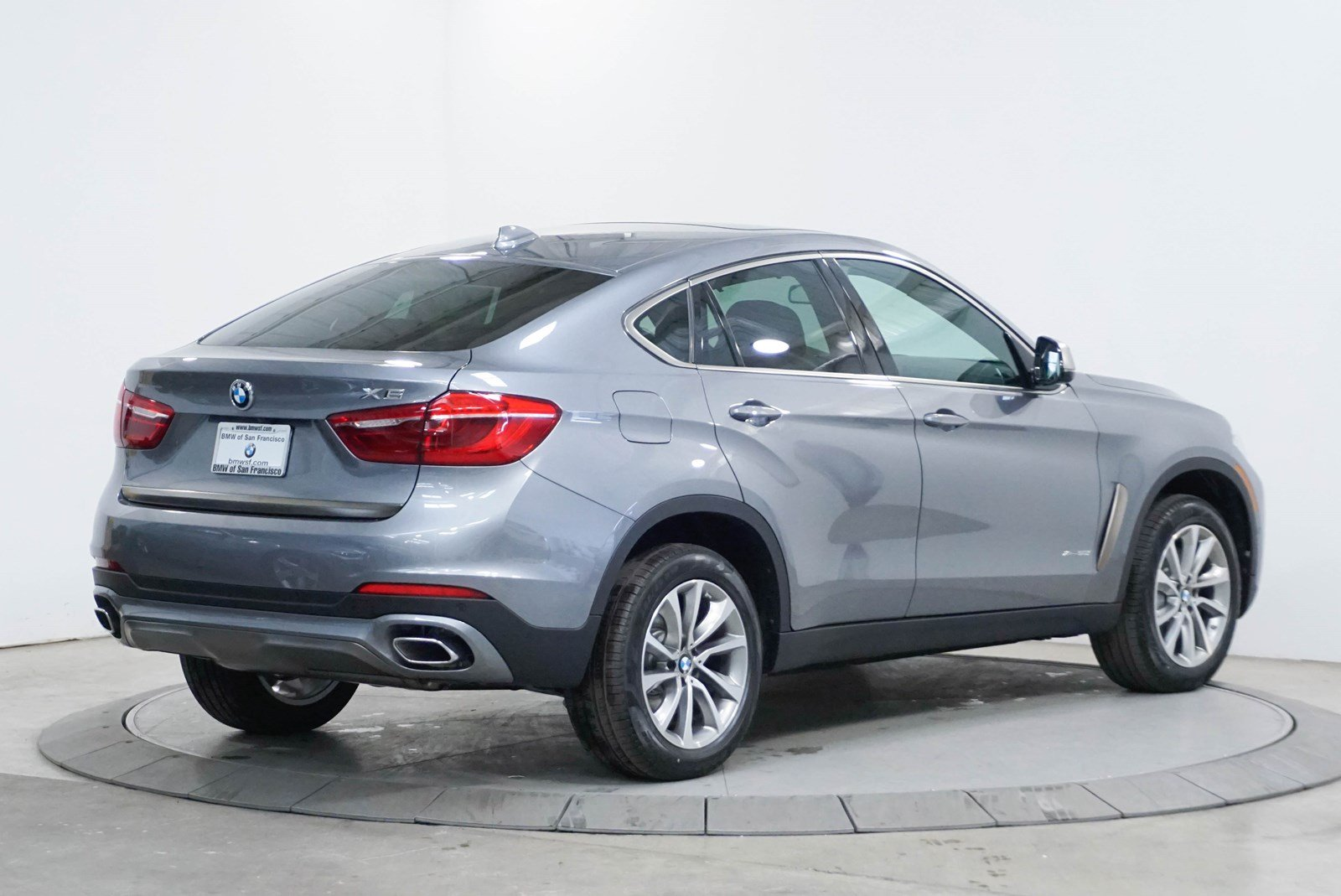 New 2019 BMW X6 xDrive50i
