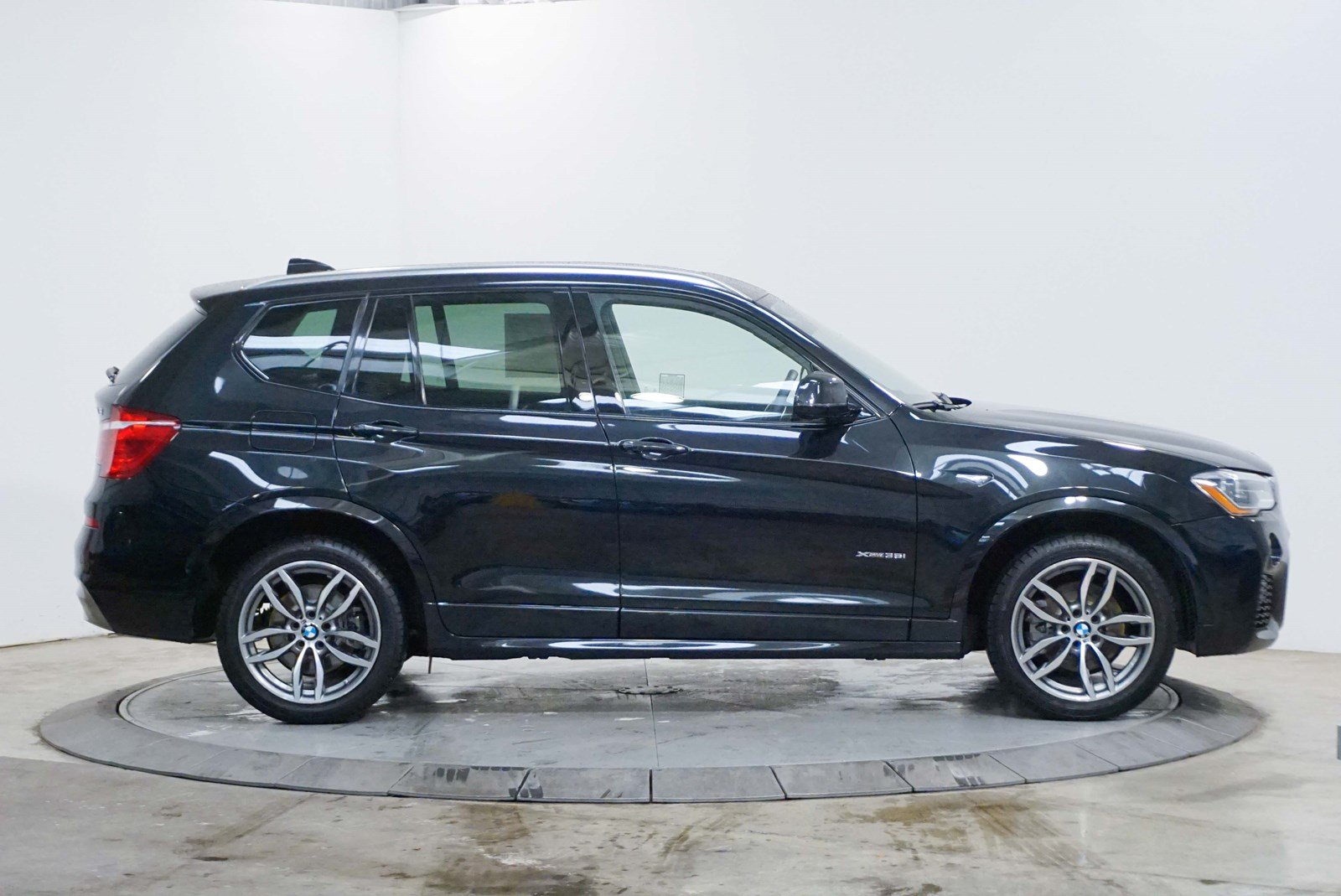 Certified Pre-Owned 2016 BMW X3 xDrive35i