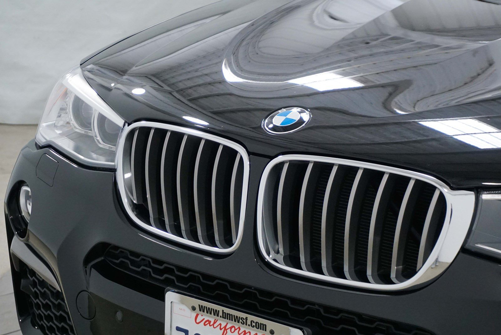 Certified Pre-Owned 2016 BMW X4 M40i