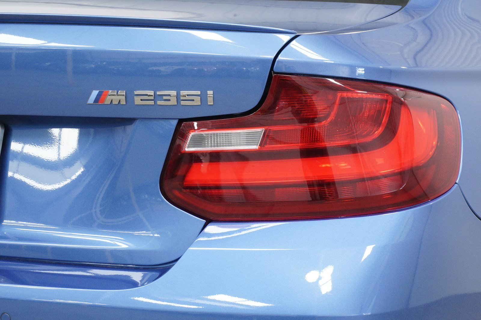 Certified Pre-Owned 2015 BMW 2 Series M235i